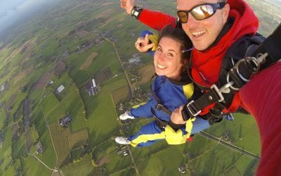 Giving an Adventure: Skydiving Gift Certificates