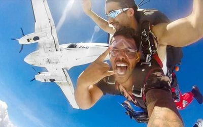 Why is Skydiving so Addictive?