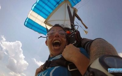 What You Need to Know About the Weather for Skydiving
