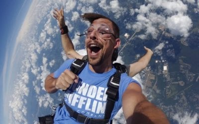 First Time Skydiving: Everything You Need to Know
