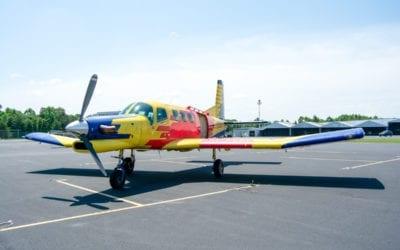 Meet our Fleet: The PAC 750 XL Skydiving Plane